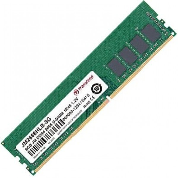 Memorija Transcend DDR4 16GB 2666MHz