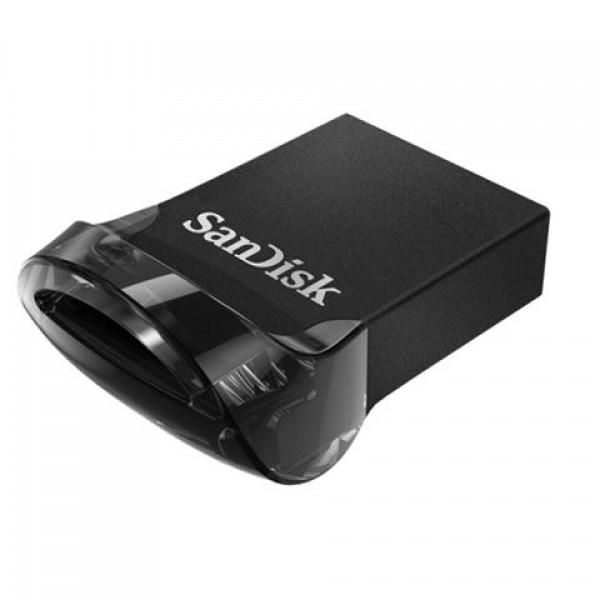 USB FD.128GB SanDisk Ultra Fit SDCZ430-128G-G46