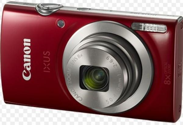 FOTOAPARAT CANON IXUS 185 red