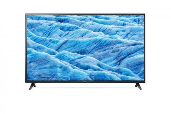 LG 65UM7100PLA LED TV 65'' Ultra HD, WebOS ThinQ AI, Ceramic Black, Two pole stand' ( '65UM7100PLA' )