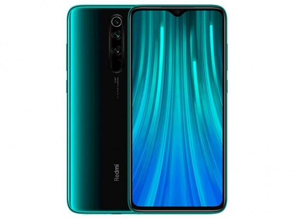Xiaomi Redmi Note 8 Pro 128GB Forest Green' ( 'MZB8340EU' )