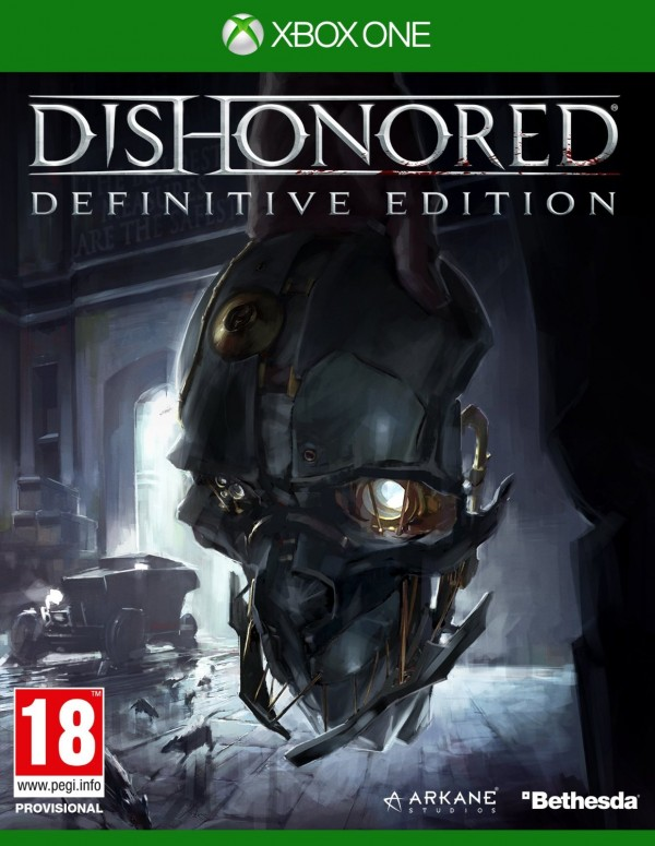 XBOXONE Dishonored: Definitive Edition GOTY HD