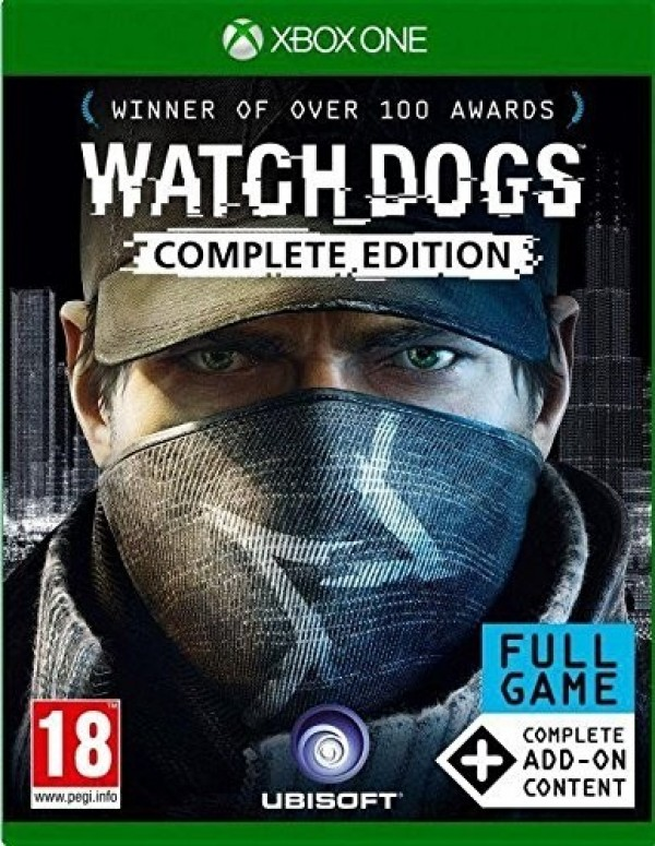 XBOXONE Watch Dogs - Complete Edition