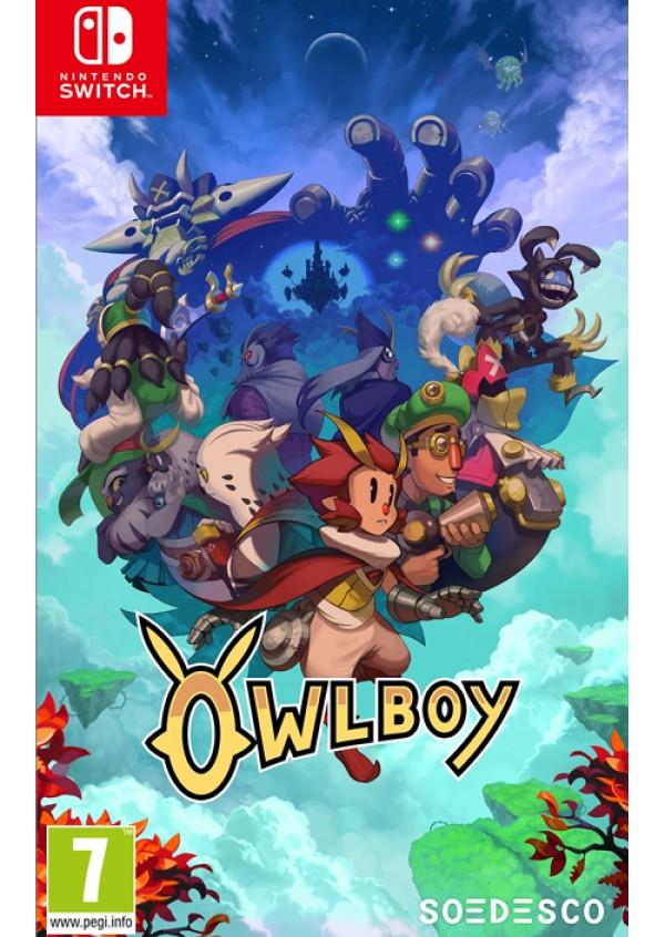 Switch Owlboy