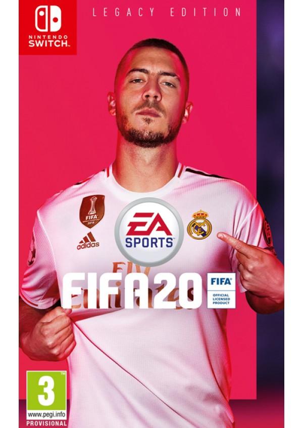 Switch FIFA 20 ( E03144 )