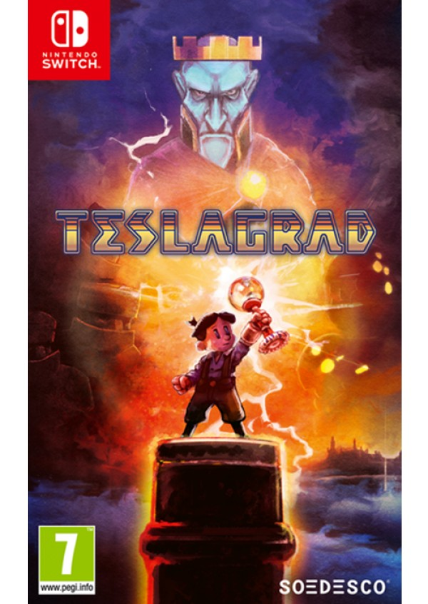 Switch Teslagrad