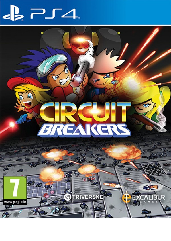PS4 Circut Breakers