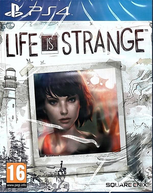 PS4 Life Is Strange ( SLIFE4EN01 )