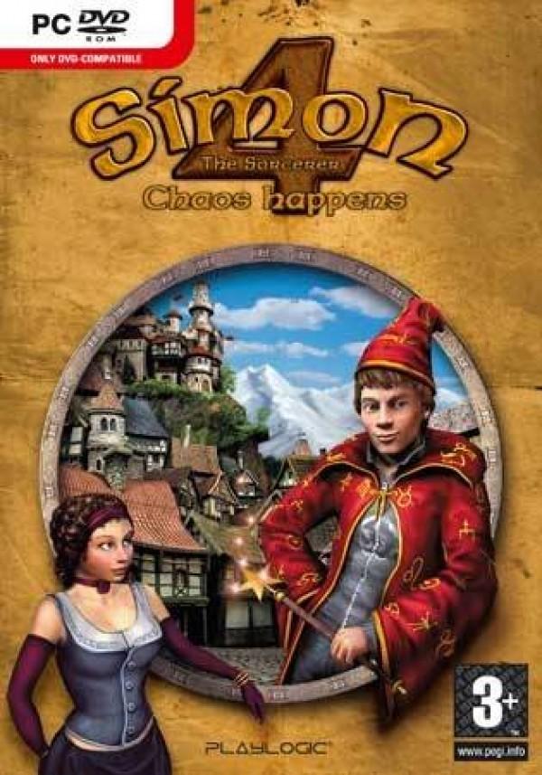 PC Simon the Sorcerer 4