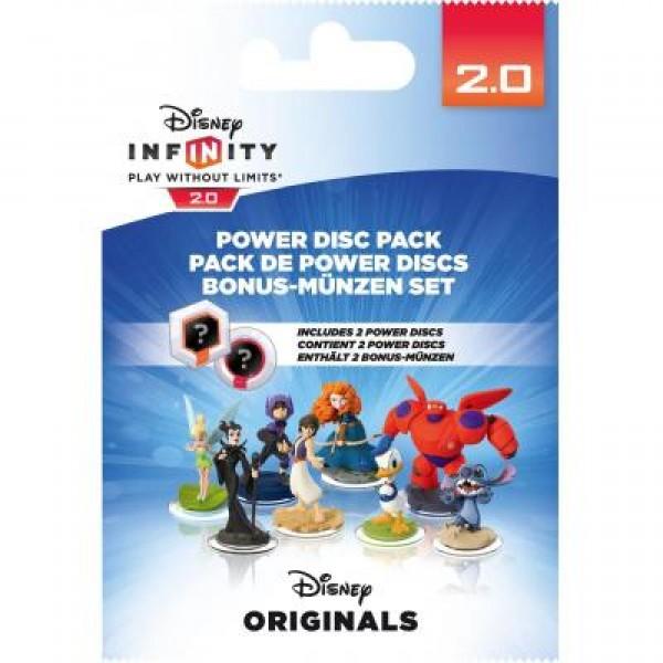 Infinity 2.0 Power Discs Pack Disney Originals ( IQAU000028 )