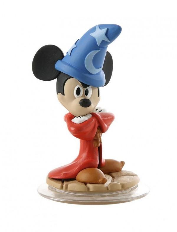 Infinity Figure Sorcerer Mickey GSA/FR ( IQAV000034 )