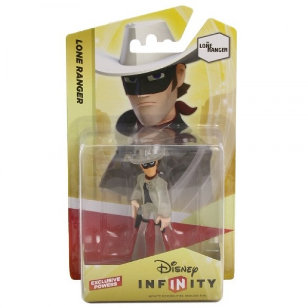 Infinity Figure Crystal Lone Ranger ( IQAV000039 )