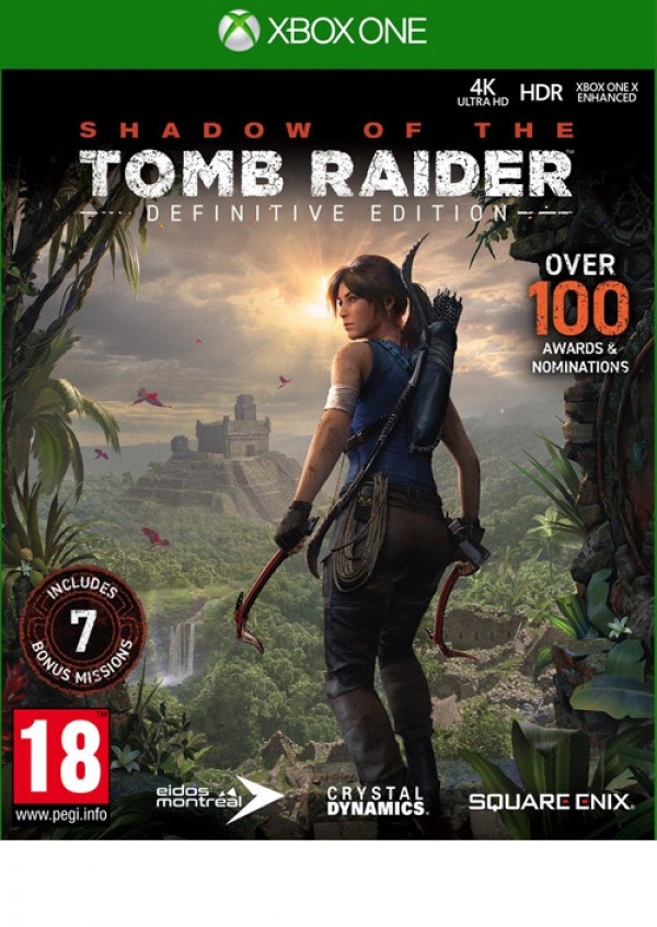 XBOXONE Shadow of the Tomb Raider - Definitive Edition ( STR111EN01 )