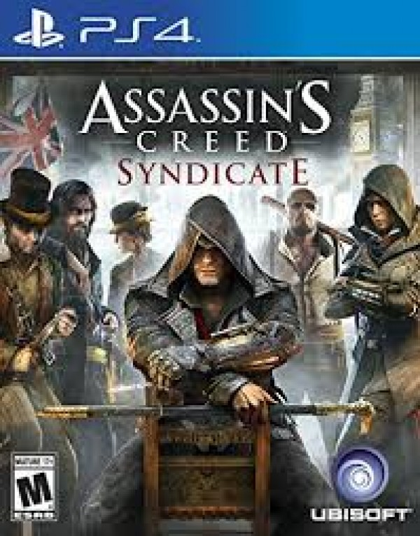 PS4 Assassin's Creed Syndicate Standard Edition