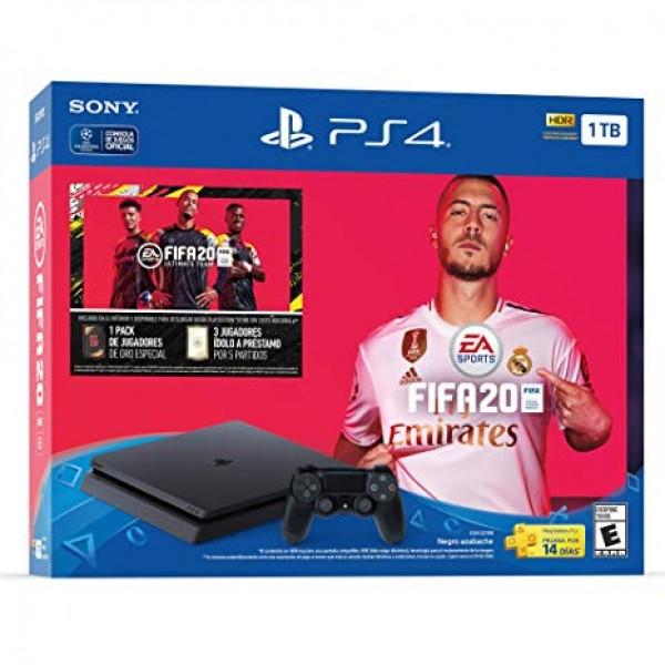 KONZOLA PS4 1TB PRO + FIFA 20 (ROA)