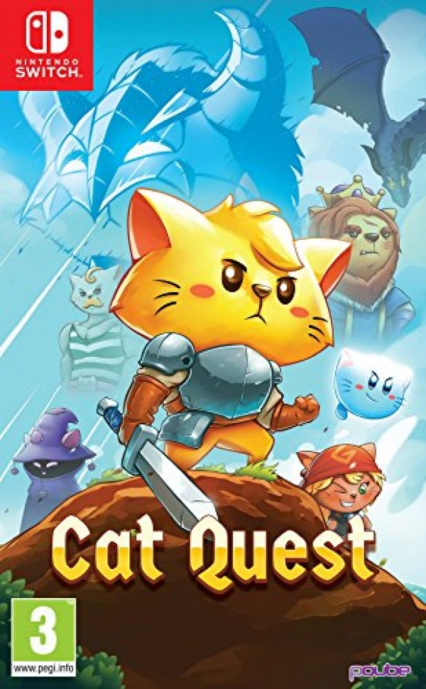Switch Cat Quest
