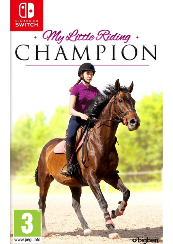 Switch My Little Riding Champion