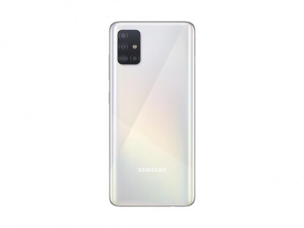 Samsung Galaxy A51 DS White' ( 'SM-A515FZWVEUF' )
