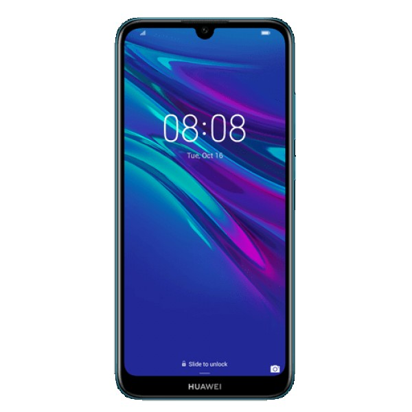 HUAWEI Y6 2019 Sapphire Blue (Plava), 2-32GB, 6.09'', 13.0 Mpix, 8 Mpix, DS
