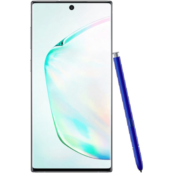 Samsung Galaxy Note 10 Srebrna DS