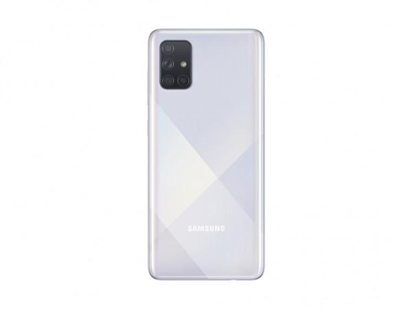 Samsung Galaxy A71 DS Silver' ( 'SM-A715FZSUSEE' )