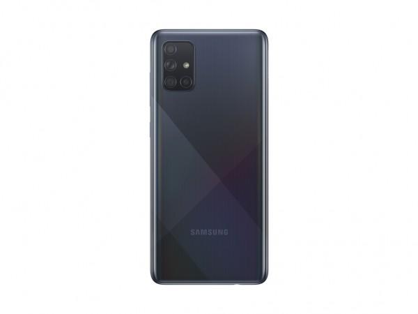 Samsung Galaxy A71 DS Black' ( 'SM-A715FZKUSEE' )
