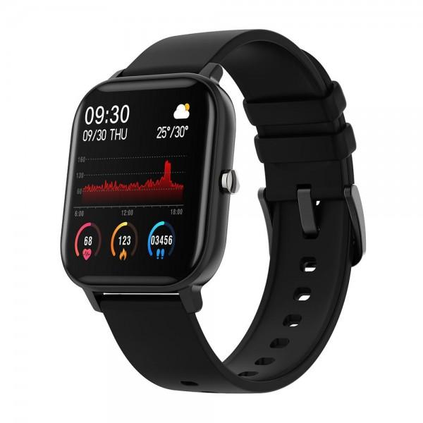 P8 Smart Watch - Black