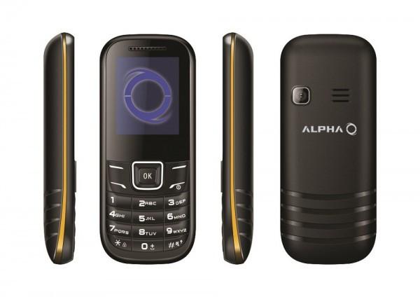 Mobilni Telefon Alpha D1 Zuta DS