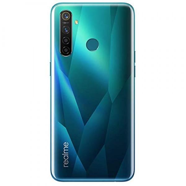 REALME 5 Pro  (Zelena) 8-128GB  - 6.3'', 48 Mpix + 8 Mpix + 2 Mpix + 2 Mpix