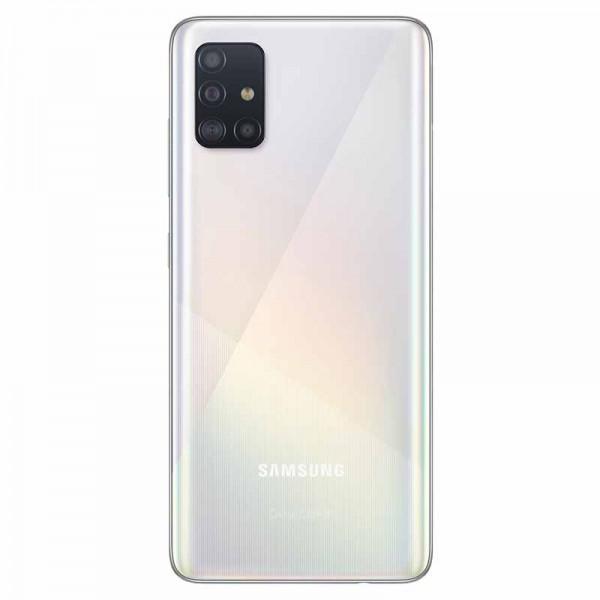 SAMSUNG GALAXY A71 6-128GB (Sivi-Srebrni), 6.7'', 6 GB, 64.0 Mpix + 12.0 Mpix + 5.0 Mpix + 5.0 Mpix