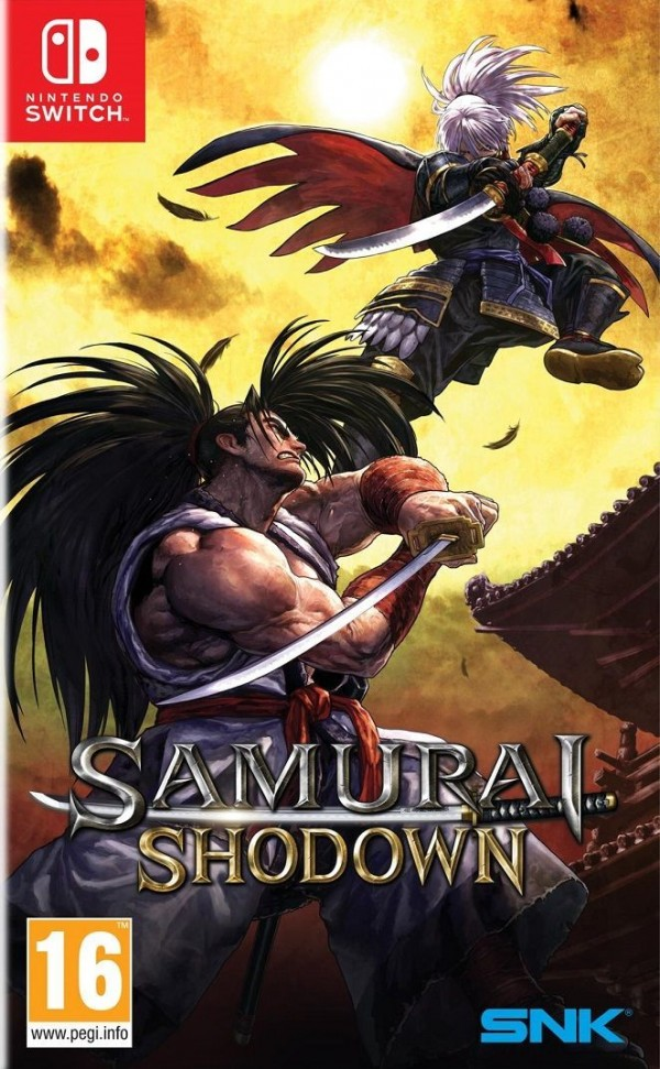 Switch Samurai Shodown
