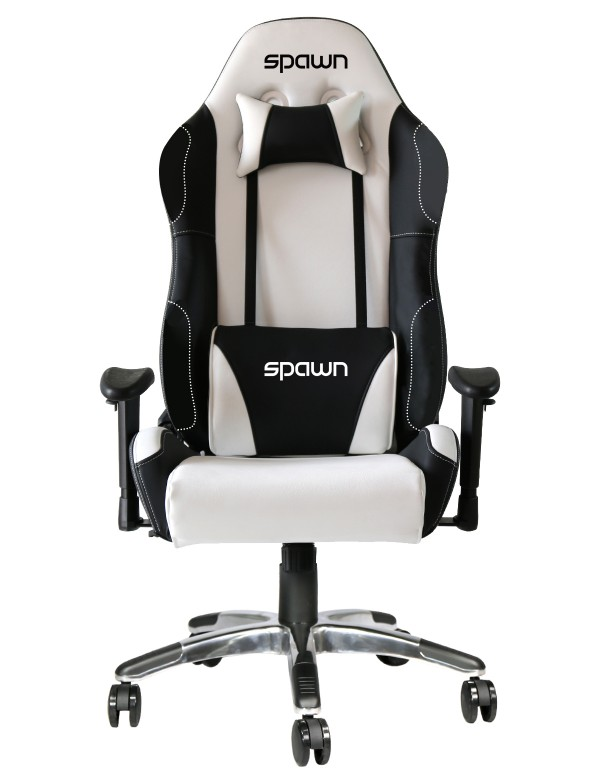 Gaming Chair Spawn Calling Series White ( CL-WB1CA )