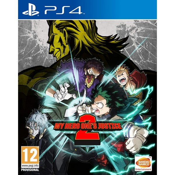 PS4 My Hero's One Justice 2