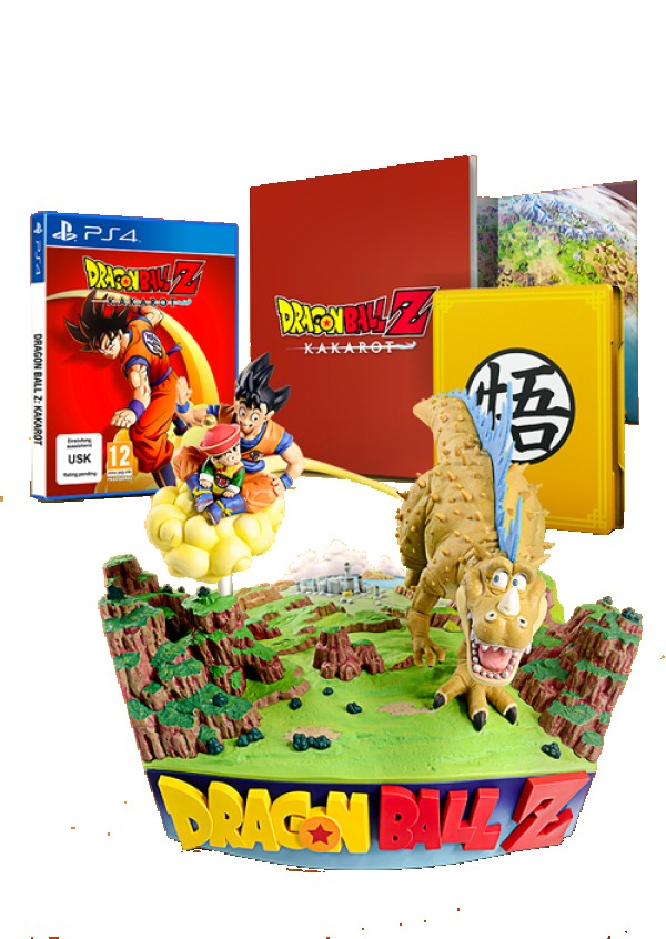 PS4 Dragon Ball Z: Kakarot Collector's edition ( 113473 )