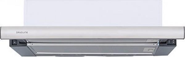 DAVOLINE CRYSTAL INOX 060H1M-GA UGRADNI ASPIRATOR INOX