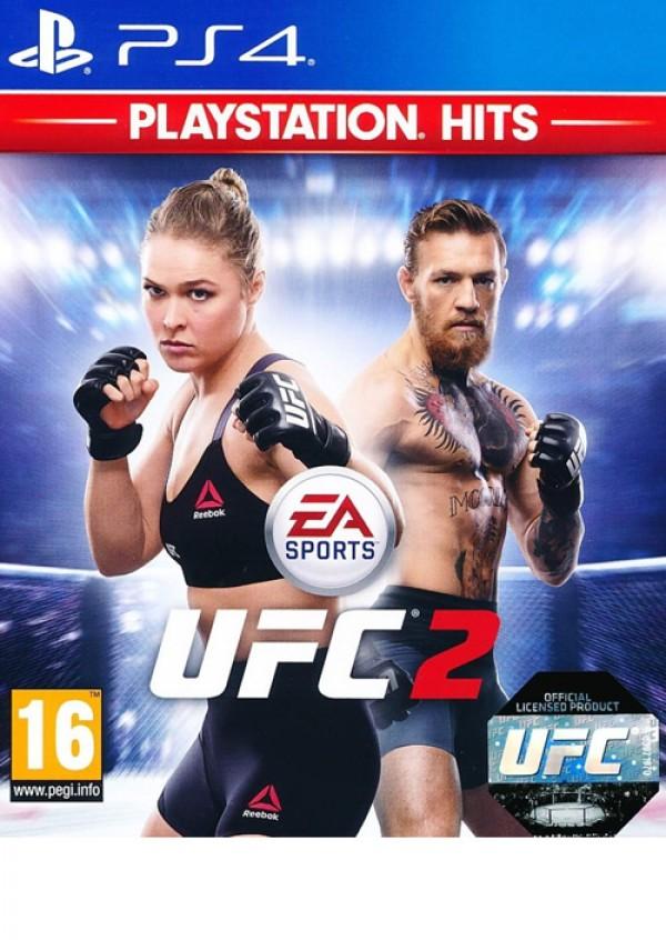 PS4 UFC 2 Playstation Hits ( E02945 )