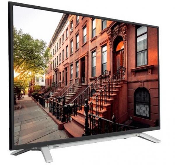 Toshiba 49UL2A63DG LED TV 49, Ultra HD, SMART, DVB-T2/C/S2, black/silver, Onkyo sound, Two pole std