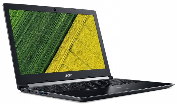 Acer A515-51G 15.6'' Full HD Intel Core i7 7500U 8GB 256GB SSD GeForce 940MX Steel Gray 4-cell ZZ