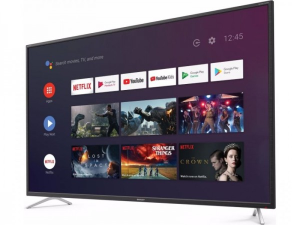 SHARP 40'' 40BL2EA 4K UHD ANDROID LED TV