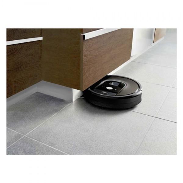 iROBOT Usisivač Roomba 980 Robot, iAdapt sistem, Posuda za prašinu
