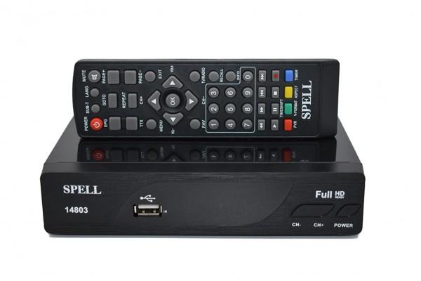 DIGITALNI RISIVER DVB-T2 14803 (VTP)