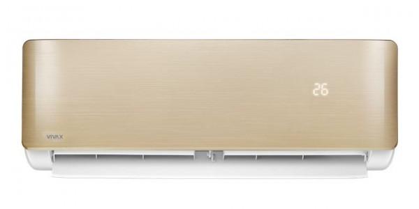 VIVAX COOL, klima ACP-12CH35AERI zlatna R32 + Wifi adapter