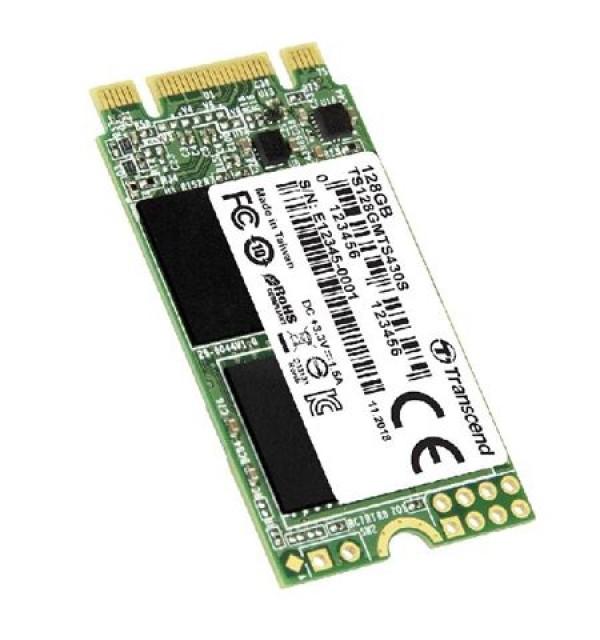 SSD 128GB TS MTS430S Series SATA M.2 2242