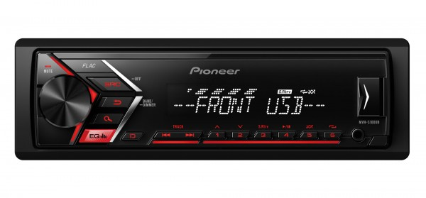 Pioneer auto radio MVH-S100UB USB