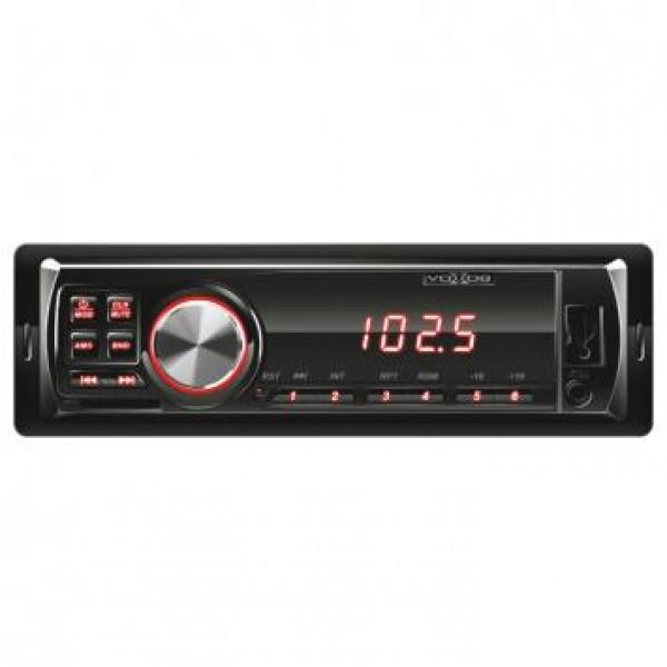 Auto radio SAL VB-1000/RD USB/SD