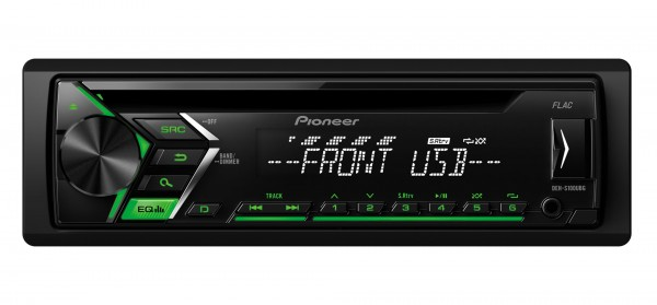 Pioneer auto radio DEH-S100UBG