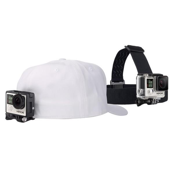 GoPro Head Strap + QuickClip' ( 'ACHOM-001' )