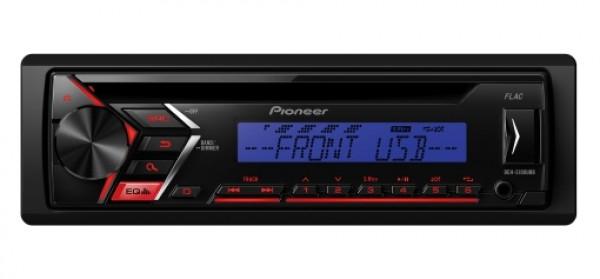 Pioneer auto radio DEH-S100UBB