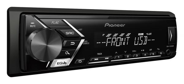 Pioneer auto radio MVH-S100UBW USB