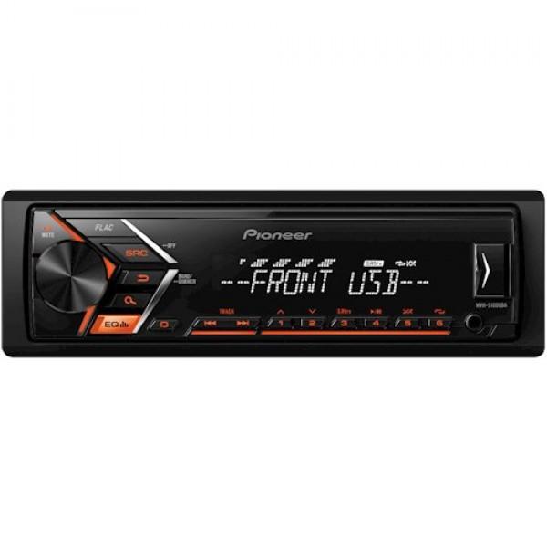 Pioneer auto radio MVH-S100UBA